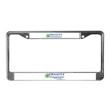 Cute Baptist License Plate Frame