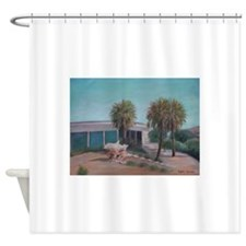 MARINELAND GIFT SHOP Shower Curtain