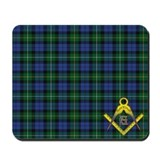Scottish Masons Mousepad