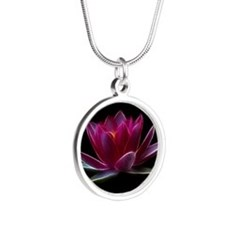 Lotus Flower Water Plant Necklaces
