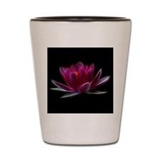 Lotus Flower Water Plant Shot Glass