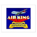 Air King Asparagus Small Poster