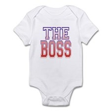The Boss Infant Bodysuit