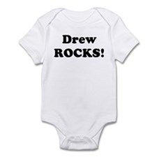 Drew Rocks! Infant Bodysuit