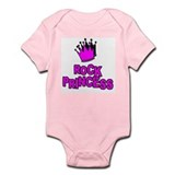 "RockBaby ""Princess"" Infant Bodysuit"