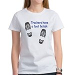 Foot Fetish Women's T-Shirt