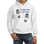 Foot Fetish Hooded Sweatshirt