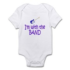 RockBaby...with the Band Infant Bodysuit