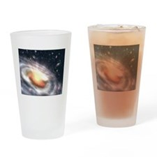 Bursting Black Hole Drinking Glass