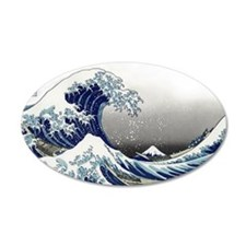 great wave of Kanagawa hokus Wall Decal