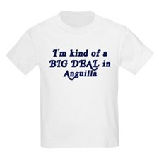 Big Deal in Anguilla Kids T-Shirt