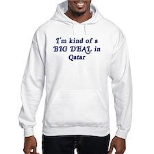 Big Deal in Qatar Hoodie