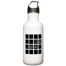 worms Water Bottle