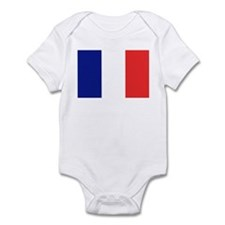 Flag of France Infant Bodysuit