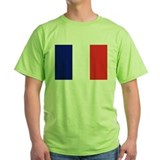 Flag of France T-Shirt