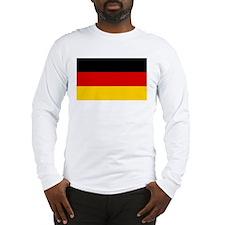 Flag of Germany Long Sleeve T-Shirt