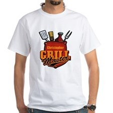 Pocket Grill Master Personalized Shirt
