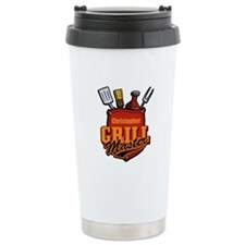Pocket Grill Master Personalized Travel Mug