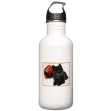 Cairn Terrier Turkey Water Bottle