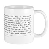 Zachary Small Mug