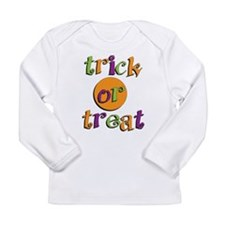 Trick or Treat 2 Long Sleeve T-Shirt