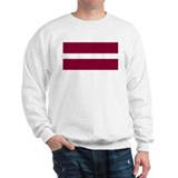 Flag of Latvia Sweatshirt