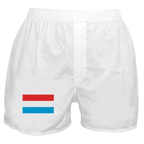 Flag of Luxemburg Boxer Shorts