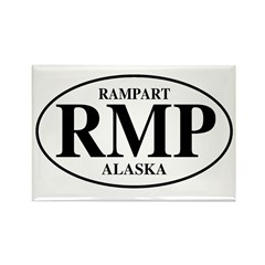 Rampart Rectangle Magnet (10 pack)