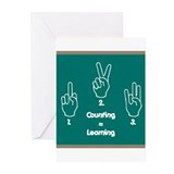 Counting is Learning Greeting Cards (Pk of 10)
