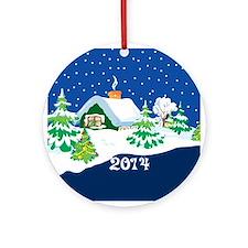 Christmas Ornament 2014