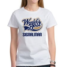 Signalman (Worlds Best) Tee