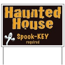 Haunted House - spook-KEY required