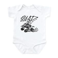 QUAD 4x4 Offroad Edition Infant Bodysuit