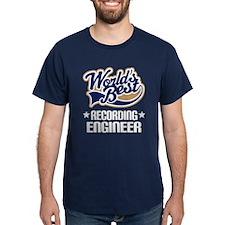 Recording Engineer (Worlds Best) T-Shirt