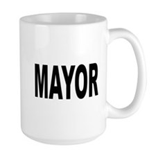 Mayor Coffee Mug