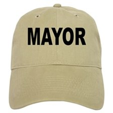 Mayor Baseball Cap