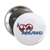 "Cute Casino 2.25"" Button (10 pack)"