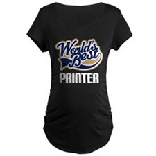 Printer (Worlds Best) T-Shirt