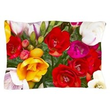 Beautiful Flowers Pillow Case