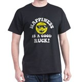 Happiness Is A Good Ruck T-Shirt