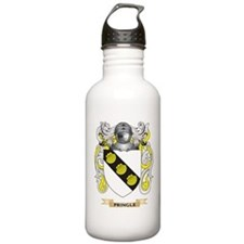 Pringle Coat of Arms (Family Crest) Water Bottle