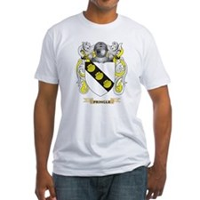 Pringle Coat of Arms (Family Crest) T-Shirt