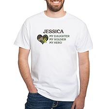 Jessica: My Hero Shirt