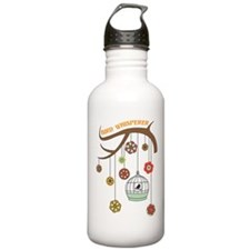 Bird Whisperer Water Bottle