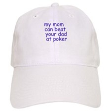 my mom (blue) Baseball Cap