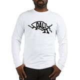 Dali Fish Long Sleeve T-Shirt