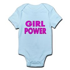 GIRL POWER 2 Body Suit