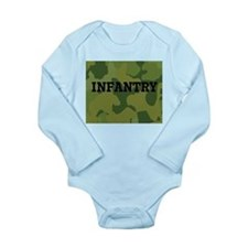 New Recruit In The Infantry