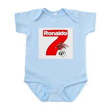 Ronaldo Infant Crepper