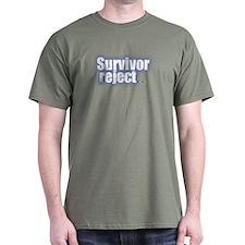 Survivor Reject T-Shirt